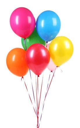 Hochzeitsspiel Luftballon weitergeben