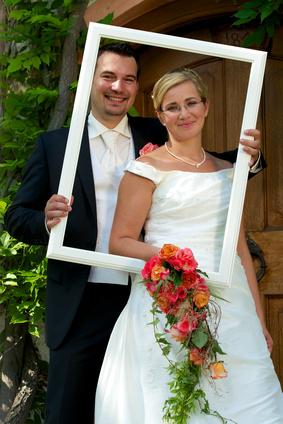 Hochzeitsspiel für Gäste: Gästebuch