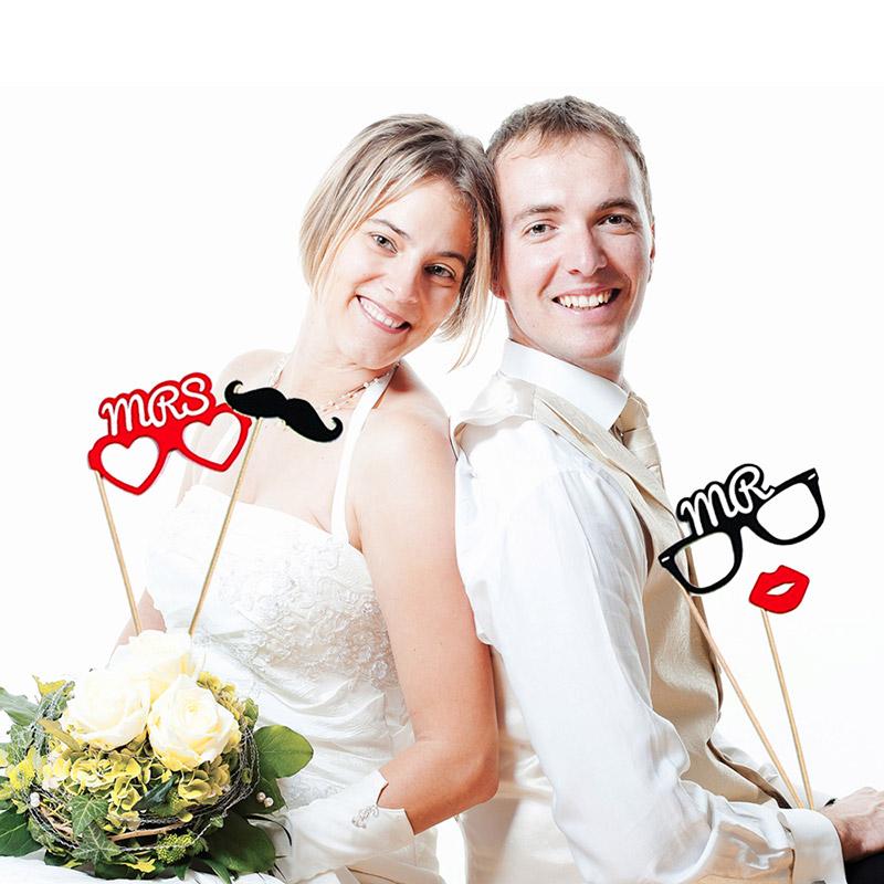 Spiele für die Hochzeitsfeier: Ehetest